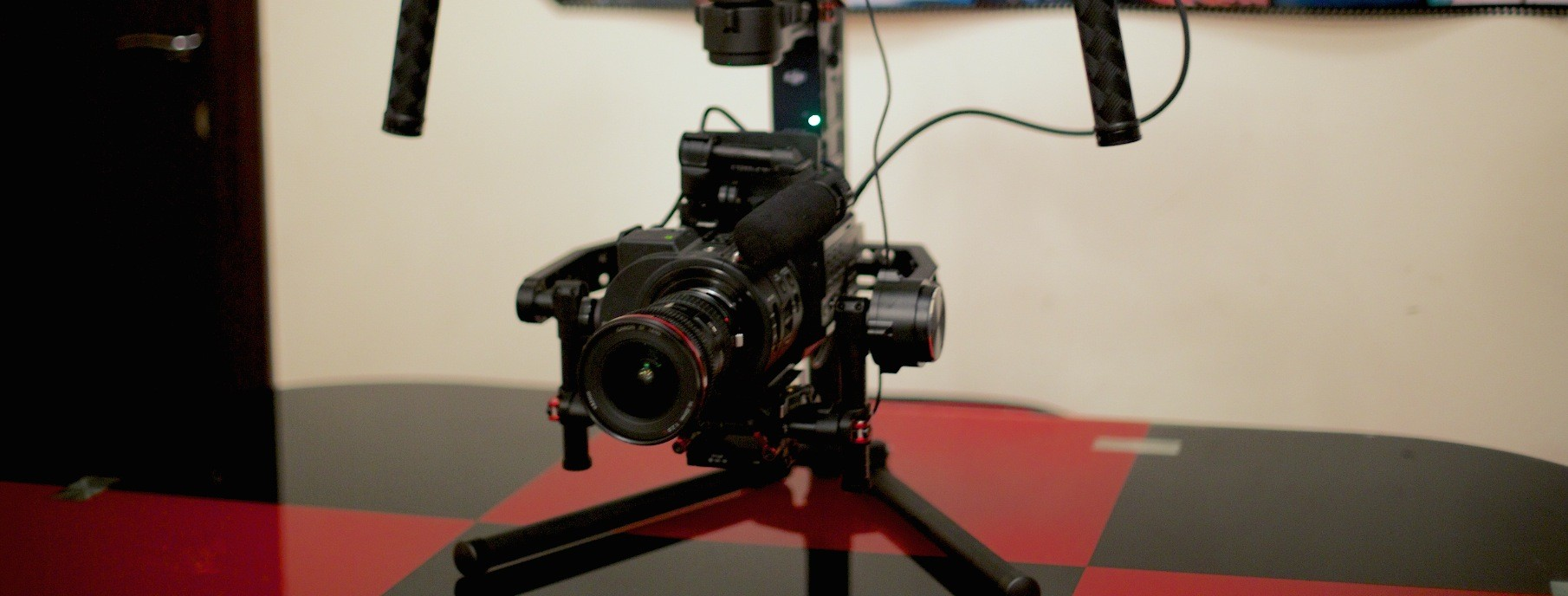 DJI Ronin + FS700 & 7Q July Firmware