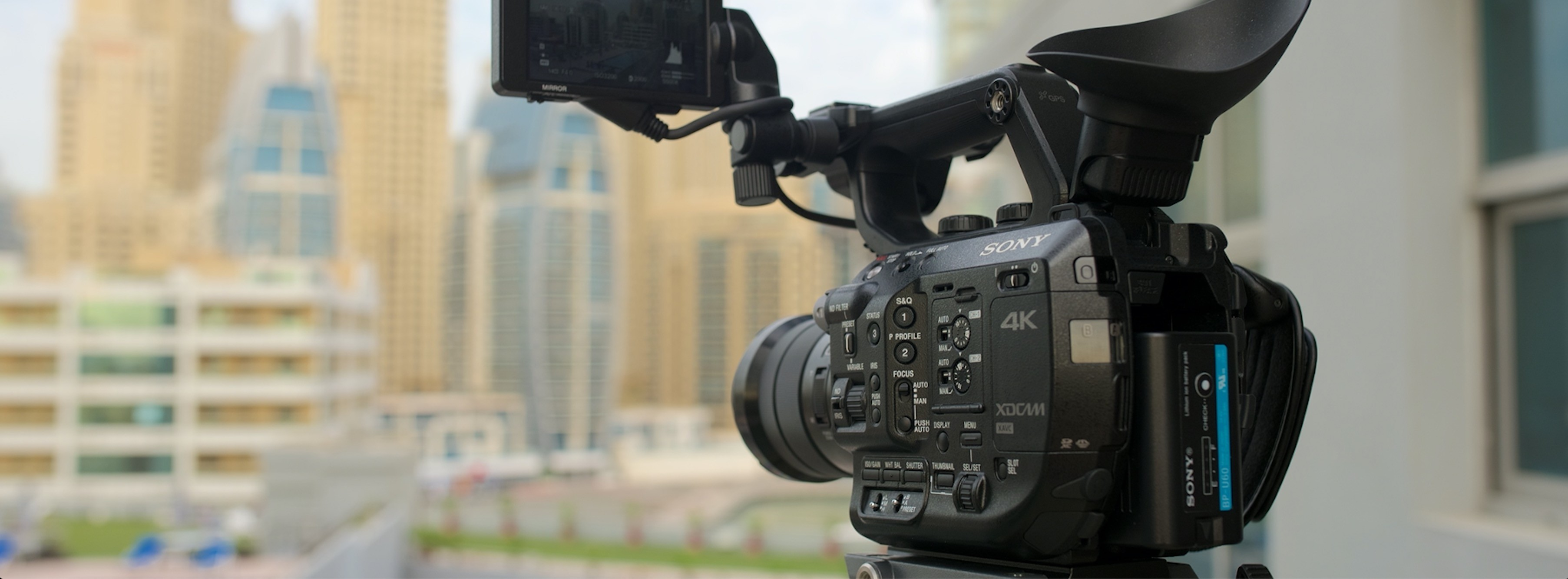 Sony FS5 Initial Thoughts<br> (pre-production model)